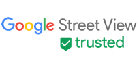 Google Street View - Social Selling CRM