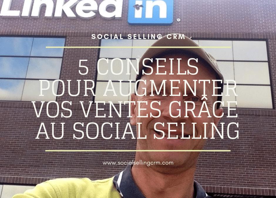 Vendre avec le Social Selling