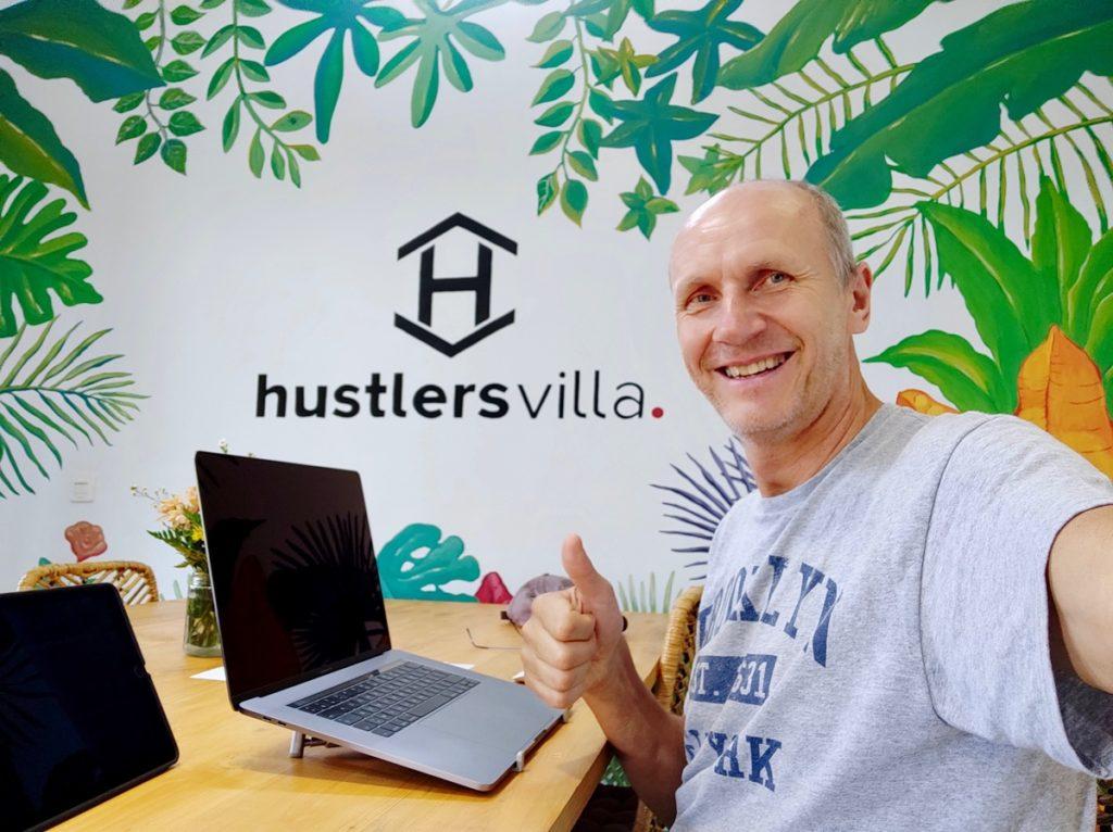 Hustlers Villa avec Philippe WEICKMANN