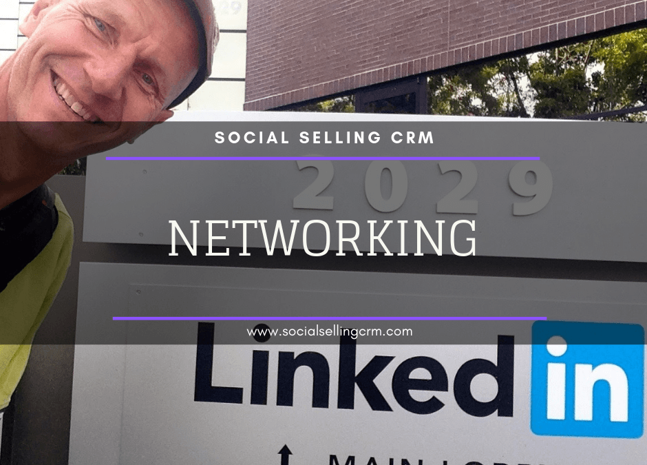 Networking LinkedIn Social Selling