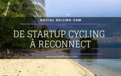 De Startup Cycling à Reconnect