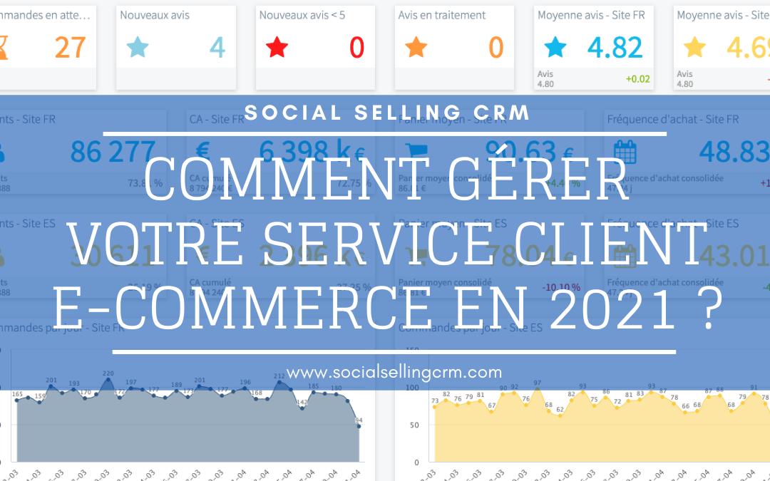 Service Client CRM