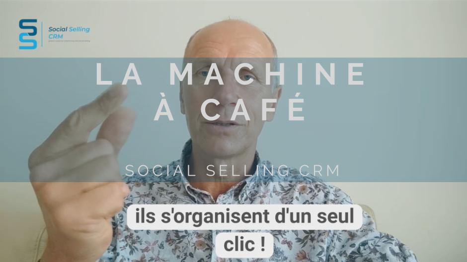 La Machine à Café - Networking efficace